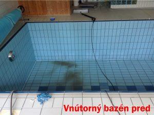 Údržba bazénov Bratislava.
